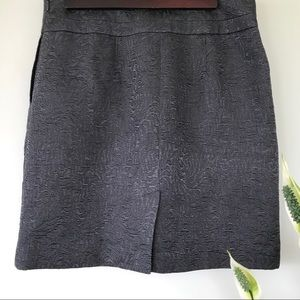 LOFT Skirts - Office chic. Ann Taylor LOFT black skirt.